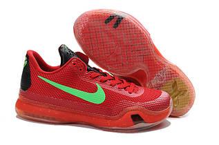Кроссовки мужские Nike Zoom Kobe 10 / ZKM-174 (Реплика)