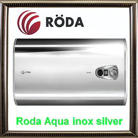 Roda AQUA INOX SILVER