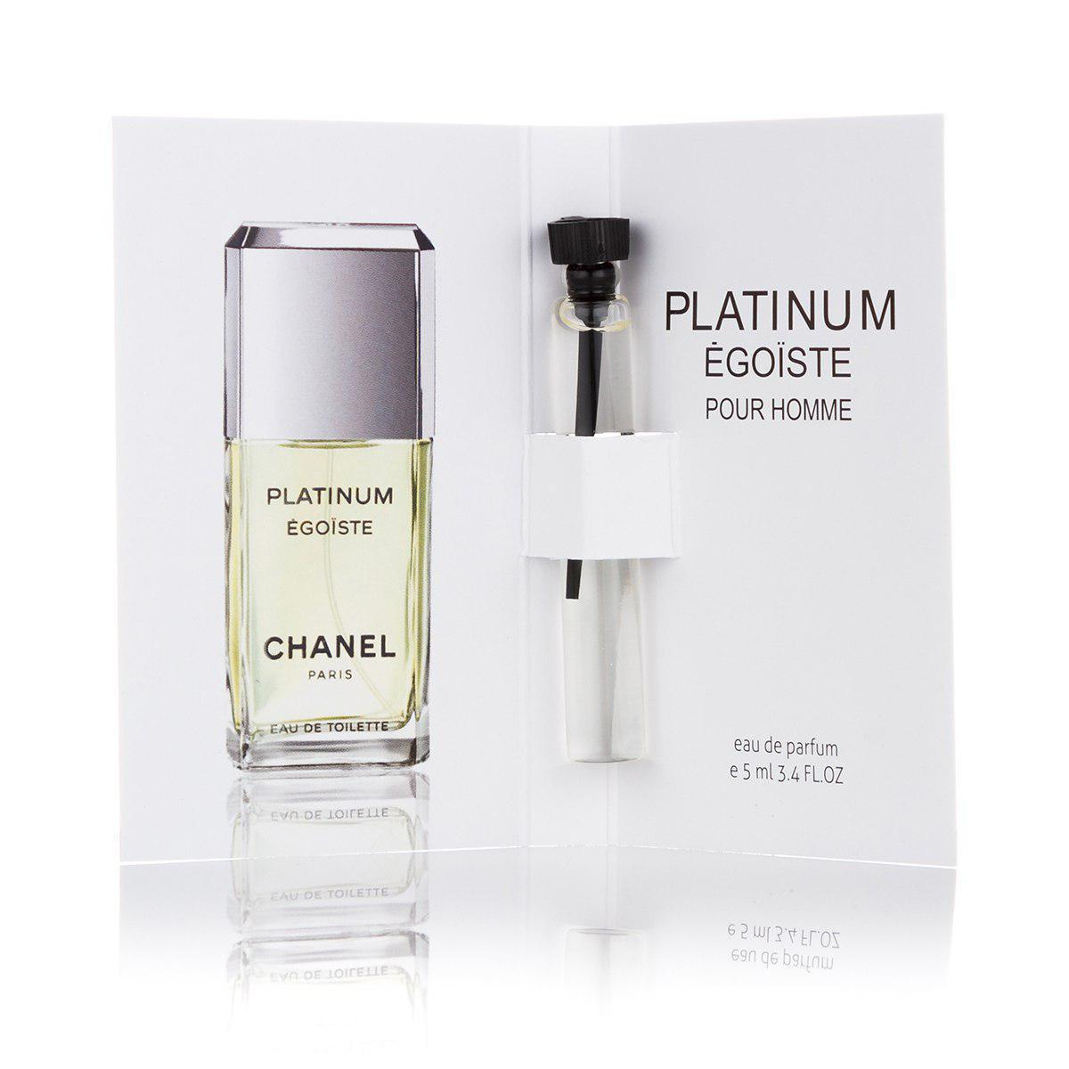 Chanel Egoiste Platinum  (м) 5 ml