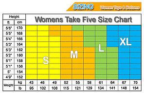 Женские компрессионные штаны Take Five для фитнеса, фото 2