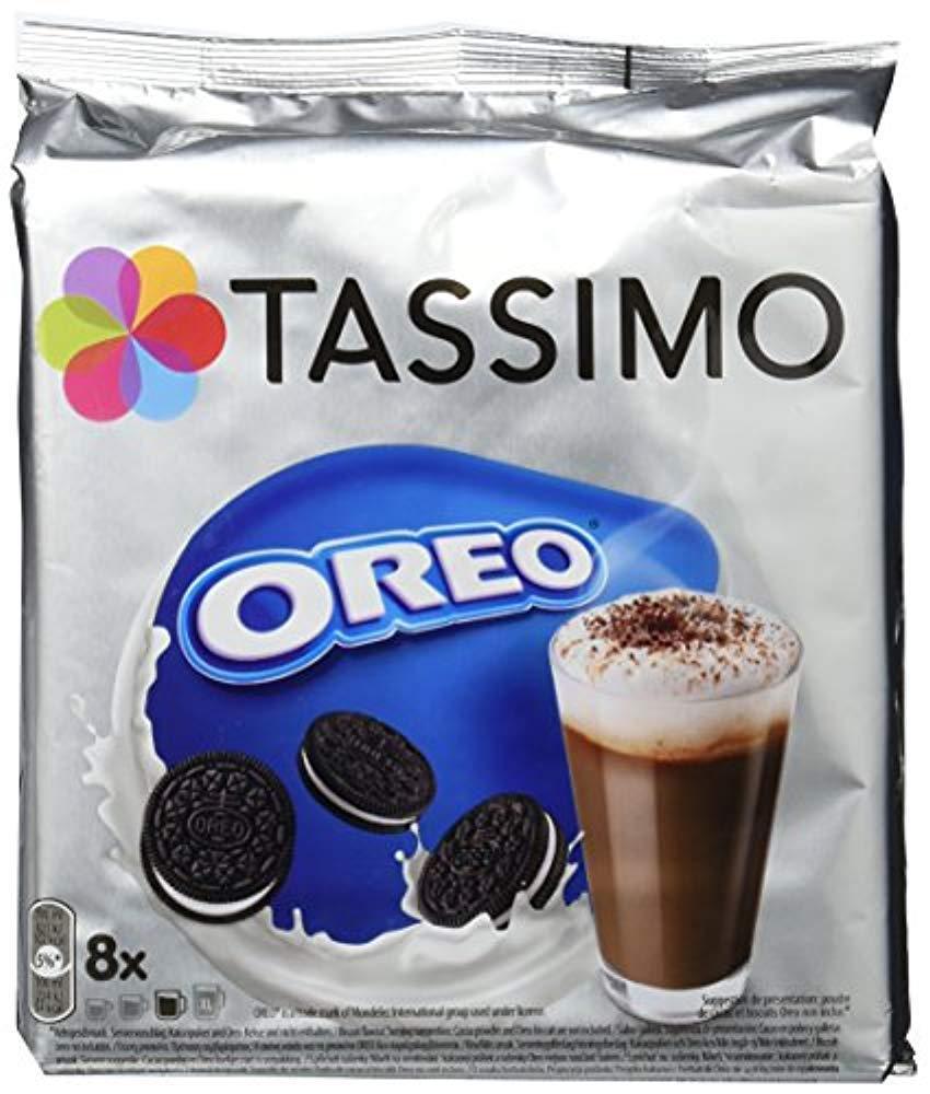 Горячий шоколад Tassimo Oreo 16 капсул (8 порц.) Германия Тассимо