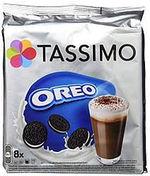 Горячий шоколад Tassimo Oreo 16 капсул (8 порц.) Германия (Тассимо), 260г
