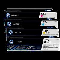 HP - CE311A (126A) Cyan