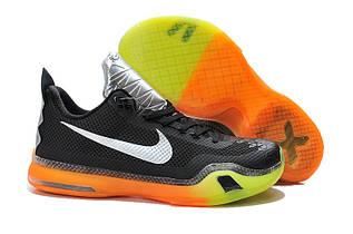 Кроссовки мужские Nike Zoom Kobe 10 / ZKM-175 (Реплика)