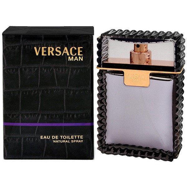 Мужской аромат Versace Man Black