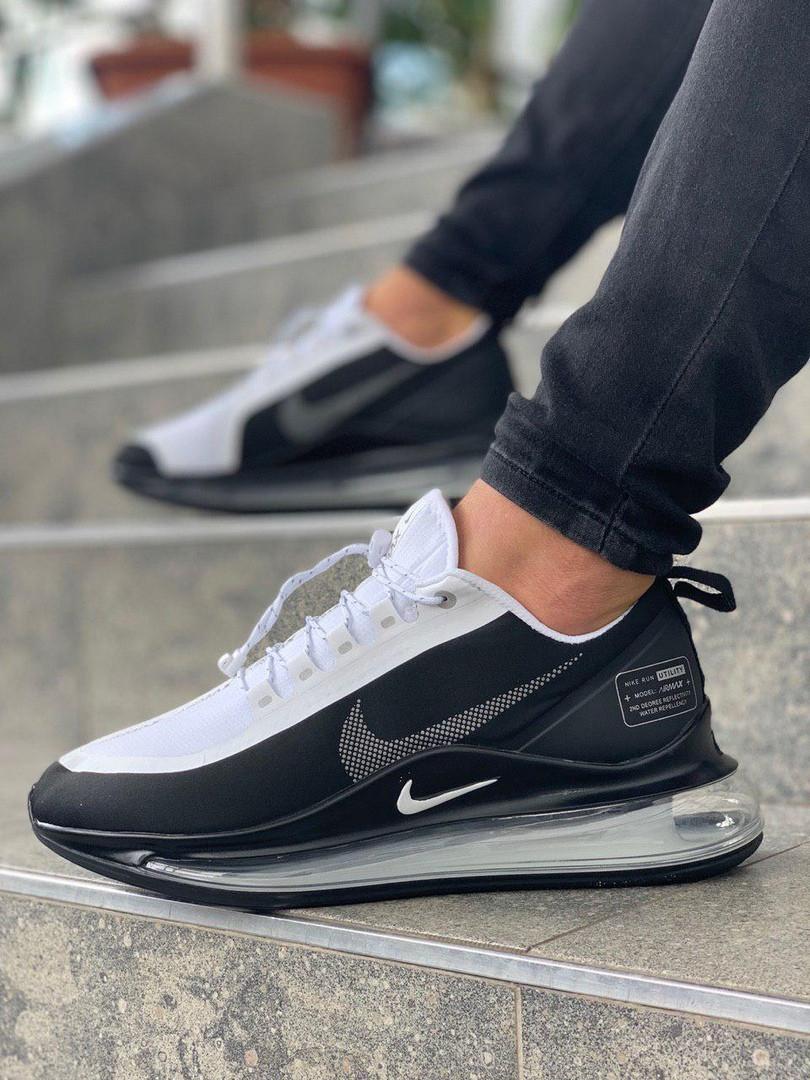 Кроссовки мужские Nike 720 . ТОП КАЧЕСТВО!!! Реплика класса люкс (ААА+)
