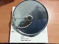 Диск POM5 для овощерезки Robot Coupe CL50,52,60 (27070) cлайсер волнистый 5 мм, фото 1