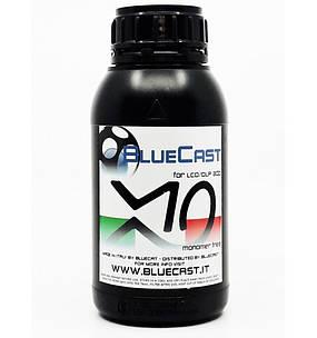 Фотополімер BlueCast Х10 для LCD / DLP 3D принтерів 0,5 л, фото 2