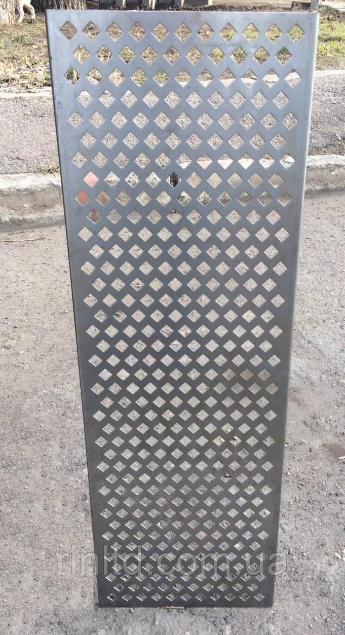 Перфорированый металлический лист Запорожье (сито, решето, полотно)