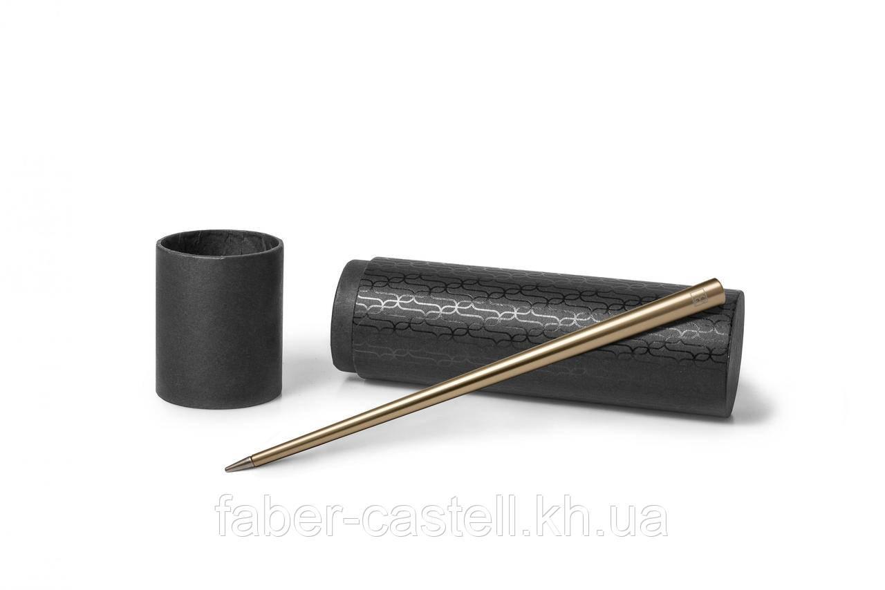 Вечный карандаш Pininfarina Forever Prima Gold, корпус анодированный алюминий, цвет корпуса золотой