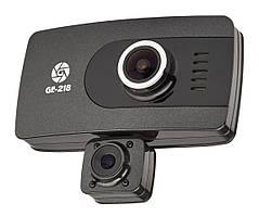 Видеорегистратор Globex GE-218 Black