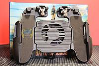 """Игровой геймпад (джойстик, триггеры, контроллер) для игр """"H5"""" с охлаждением и батареей 500 мАч"""
