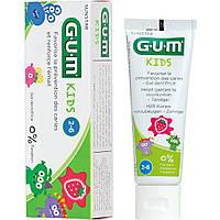 Зубная паста-гель GUM KIDS (для детей от 2 до 6 лет), 50 мл