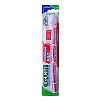Зубная щетка GUM TECHNIQUE PRO FULL MEDIUM, полная средне-мягкая