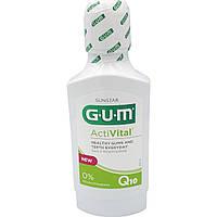 Ополаскиватель для полости рта GUM ActiVital 300 мл