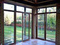 Раздвижные системы - окна, двери.