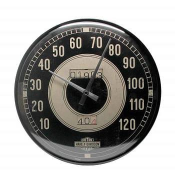Настенные часы Nostalgic-art Harley Davidson Speedo Clock (51084)