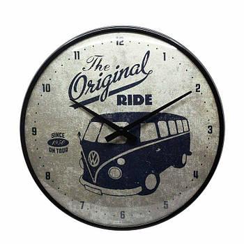 Настенные часы Nostalgic-art VW Original Ride Clock (51063)