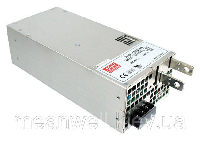 RSP-1500-5 Блок питания Mean well 240A, 1200Вт, 5в