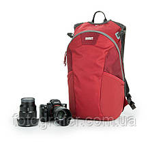 Рюкзак для фотоаппарата MindShift Gear SidePath Cardinal Red (На складе)