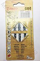 Пилочки на электролобзик двухсторонняя с подпилом 102270, Rebir