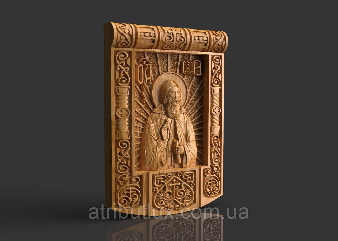 Икона Св.Сергий