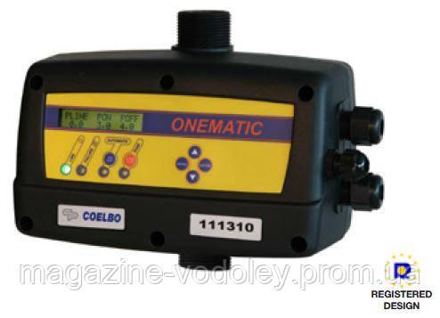 Onematic Автоматика для трифазного насоса