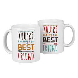 Парные кружки Best friend (KR2_18A037)