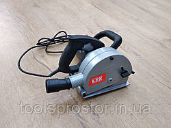 Штроборез - бороздодел LEX AG275 : 3100 Вт - Глубина паза 35 мм | Польша