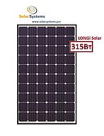 Сонячна панель LR6-60PE-315 PERC, LONGi Solar, ККД - 19,3%
