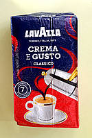 Кофе Lavazza Crema & Gusto 250 г молотый, фото 1