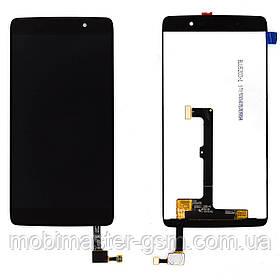 LCD модуль Blackberry DTEK50 черный