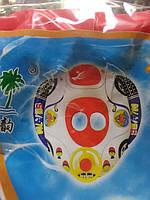 Детский надувной круг с рулем для моря