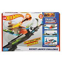 Трек Хот Вилс Пуск ракеты Track Builder Rocket Launch