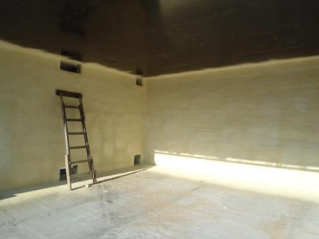 лето 2015 г. изоляция сушильной камеры для сушки древесины 1