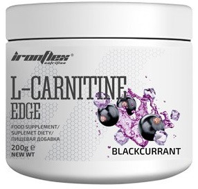 Карнитин IronFlex - L-Carnitine EDGE (200 грамм) смородина