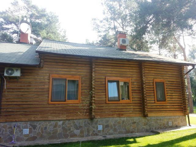 Естественная вентиляция деревянного дома.