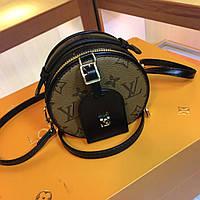 Кожаная сумка Louis Vuitton