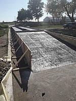 Весы автомобильные 18 метров 80 тонн строительство под ключ, фото 1