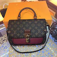 Кожаная сумка Louis Vuitton, фото 1