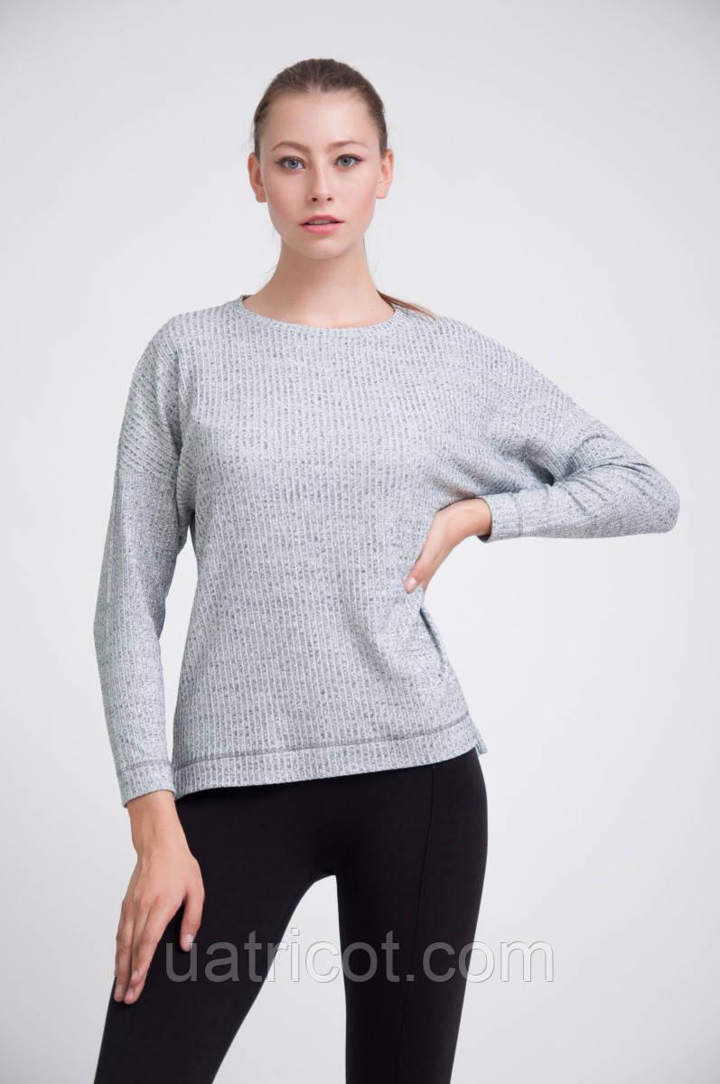 Джемпер женский KIFA ДЖ-019/45 серый