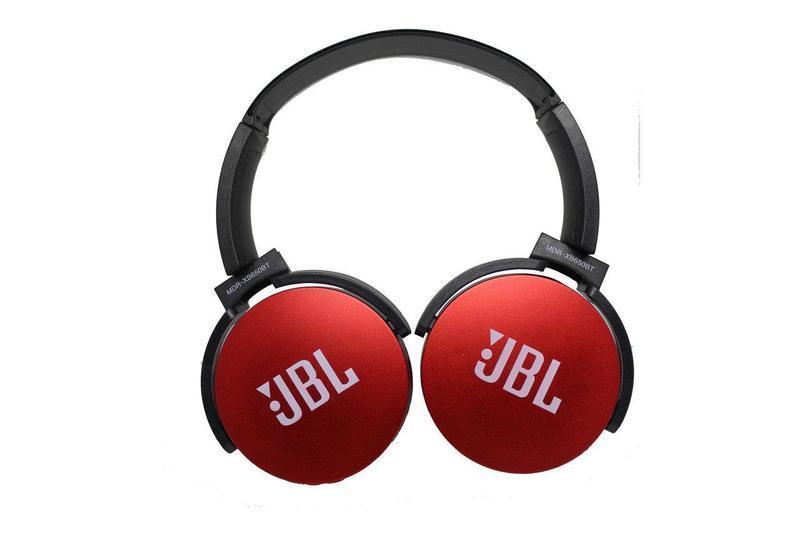 Наушники беспроводные Jbl 650 Красные