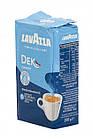 Кава мелена Lavazza Caffe Decaffeinato без кофеїну 250 г, фото 2