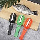 Рыбочистка | Нож скребок для чистки рыбы Fish Scales Wiper Cleaning, фото 2