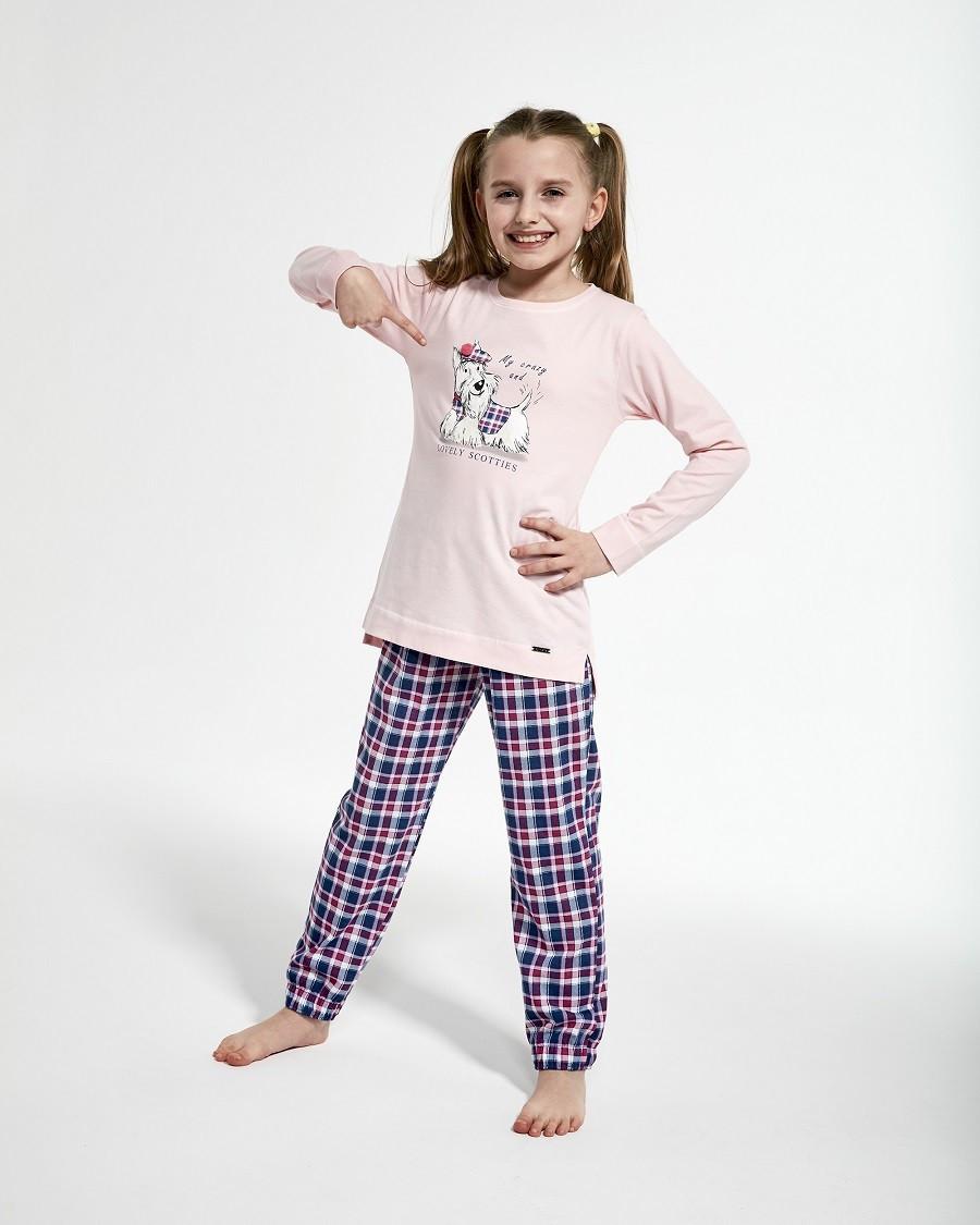 Пижама для девочки 134-164. Польша.Cornette 781/113 SCOTTIE
