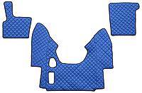 Резиновый коврик с защитными бортами DAF XF 95