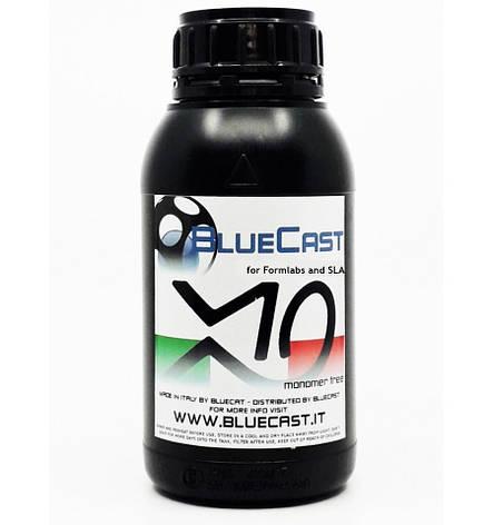 Фотополімер BlueCast Х10 для SLA 3D принтерів 0,5 л, фото 2