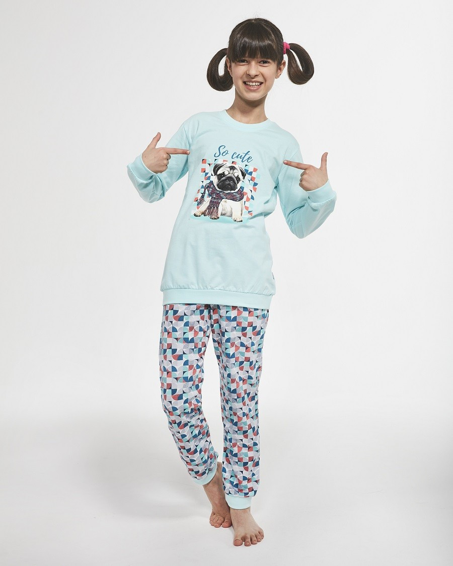 Пижама для девочки 86-128. Польша.Cornette 594/116 SO CUTE