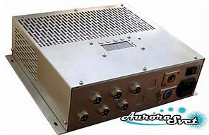 БУС-3-06-150MW-LD блок керування світлодіодними світильниками, кількість драйверів - 6, потужність 150W.