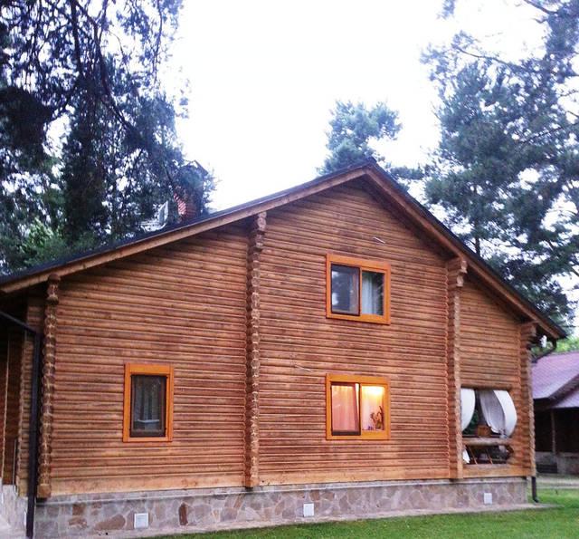Вентиляция в деревянном доме.